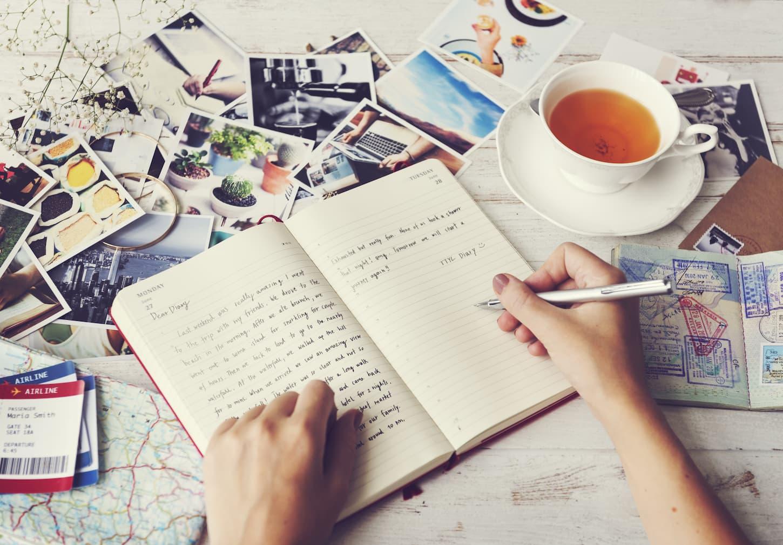 écrire ses mémoires